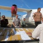 005 مطار الأبرق وتسليم مواد درنة والبيضاء (5)