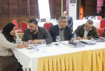 المفوضية تشارك في ورشة العمل التي نظمها المعهد الوطني الديمقراطي (NDI)