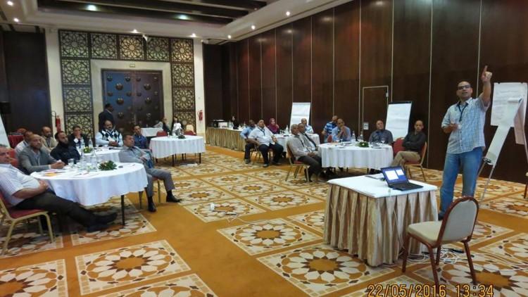 افتتاح فعاليات ورشة العمل حول الدعم اللوجستي بتونس