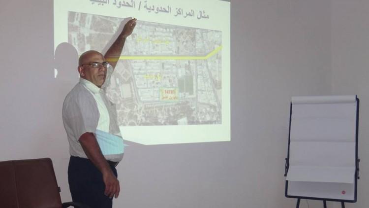 ورشة عمل حول تقييم المراكز الانتخابية في طرابلس