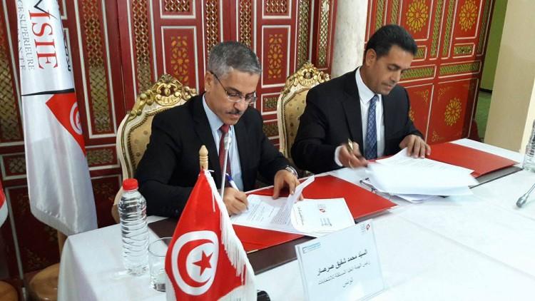 توقيع اتفاقية تفاهم بين المفوضية العليا للانتخابات الليبية والهيئة العليا للانتخابات التونسية