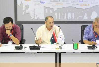 لجنة مشروع البطاقة الانتخابية تواصل اجتماعاتها