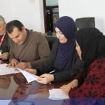 إدارة التوعية تبحث آخر التجهيزات للمشاركة بمعرض طرابلس الدولي