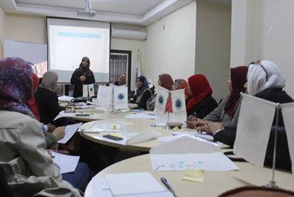 اختتام سلسلة من ورش العمل حول مشاركة المرأة في العملية الانتخابية