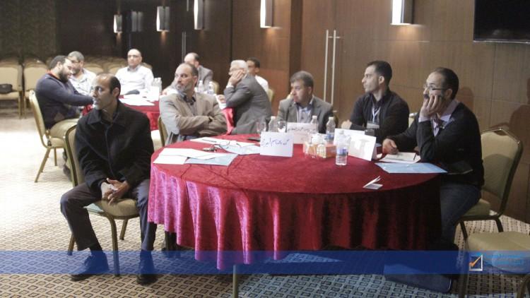 انطلاق الدورة التدربية حول مهارات العروض العامة