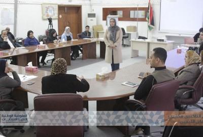 المفوضية تضع خطة تنفيذية لدعم المرأة في التسجيل الانتخابي