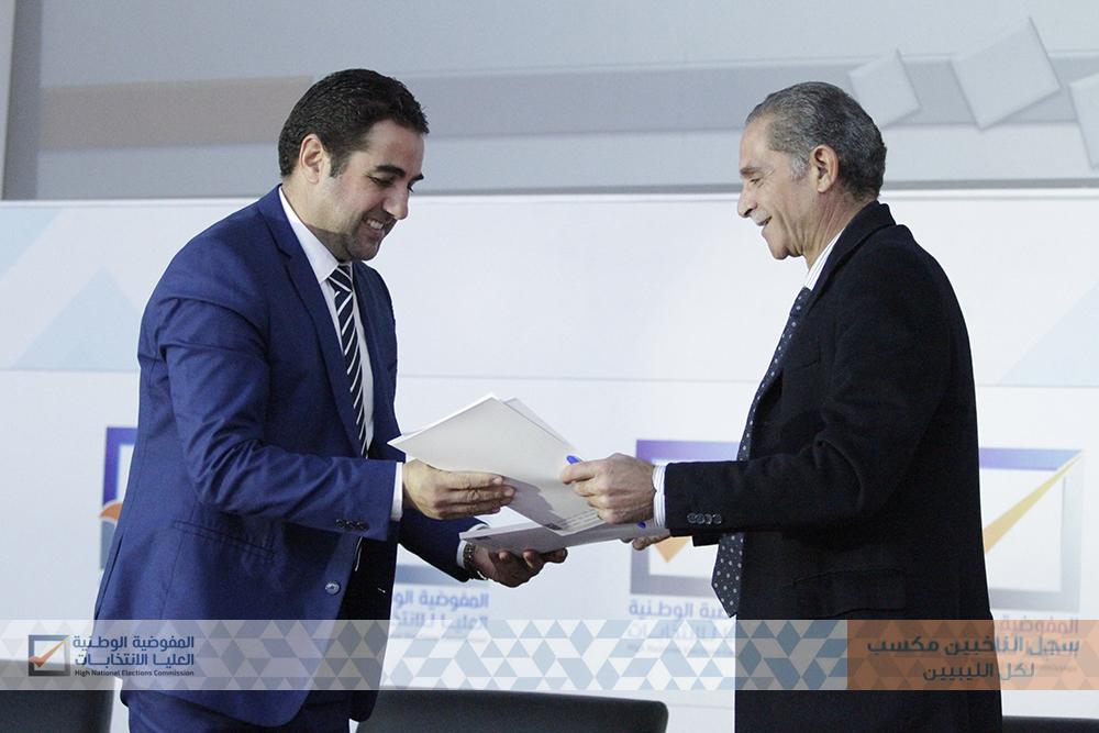 المفوضية توقع اتفاقية الحوكمة وتستعرض استراتيجيتها لمكافحة الفساد