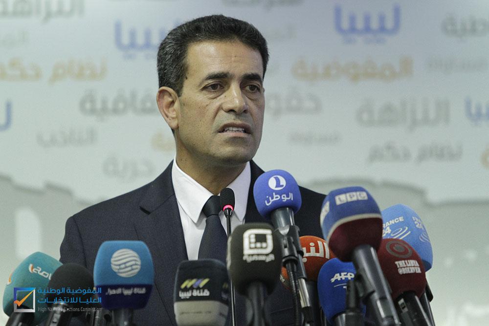 المفوضية تعلن عن بدء التحضيرات لإجراء عملية الاستفتاء على الدستور
