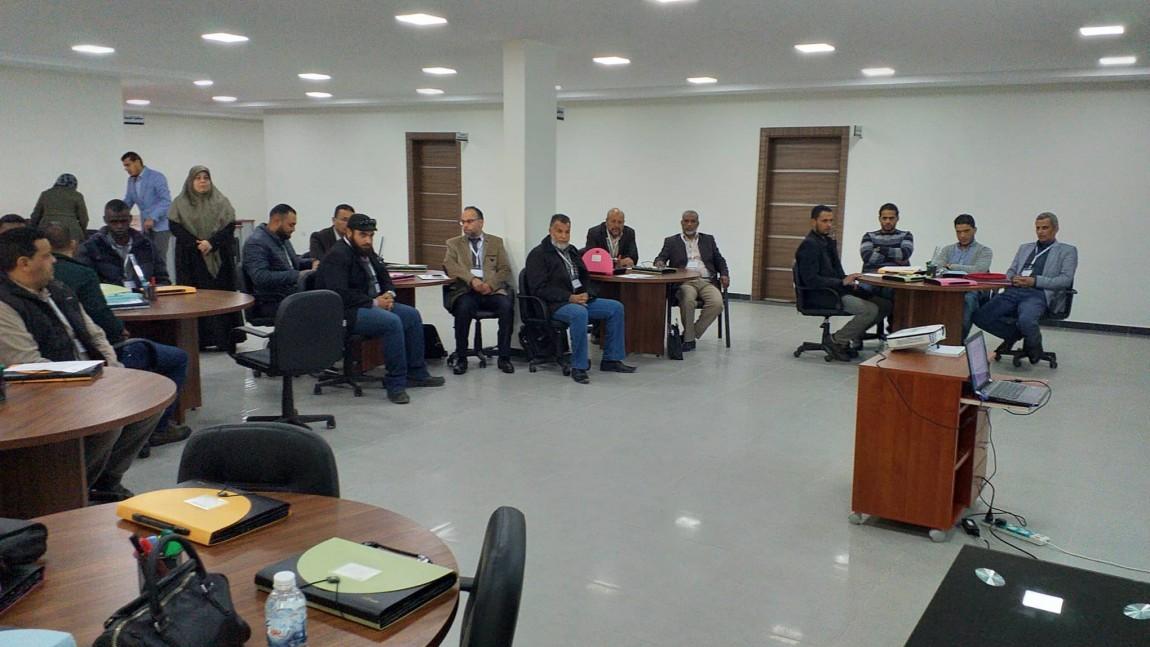 إنطلاق فعاليات دورة تدريب المدربين بمدينة بنغازي