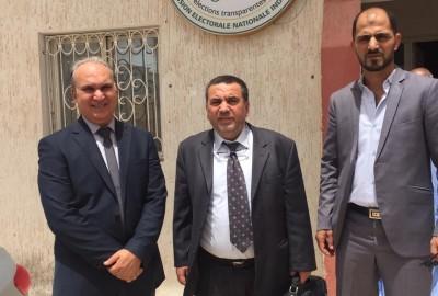 المفوضية تتابع الانتخابات الرئاسية في موريتانيا
