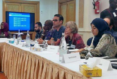 المفوضية تُشارك في مراقبة انتخابات تونس