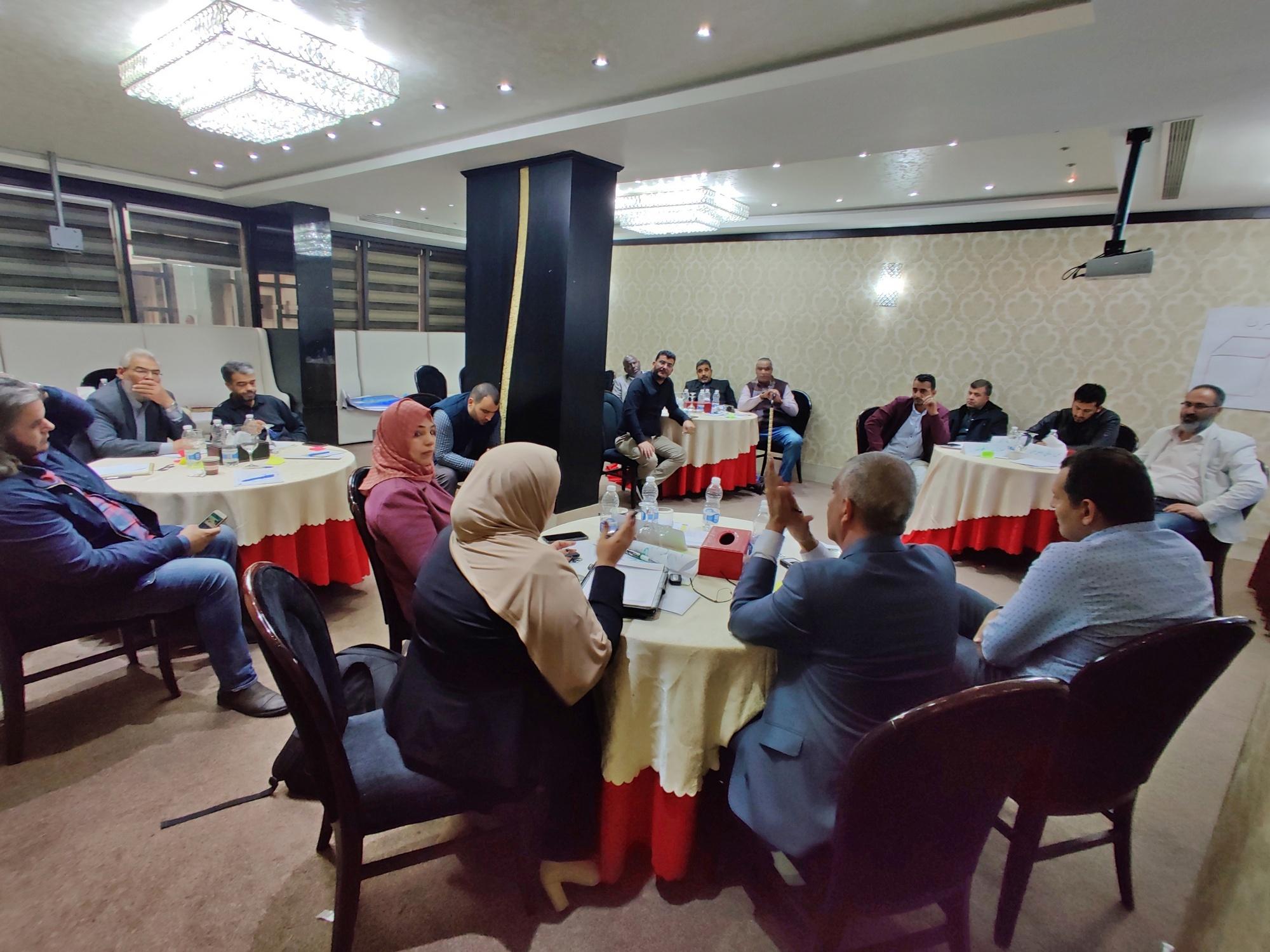 التوعية الانتخابية محور اجتماع منسقي التواصل بمكاتب الإدارة الانتخابية