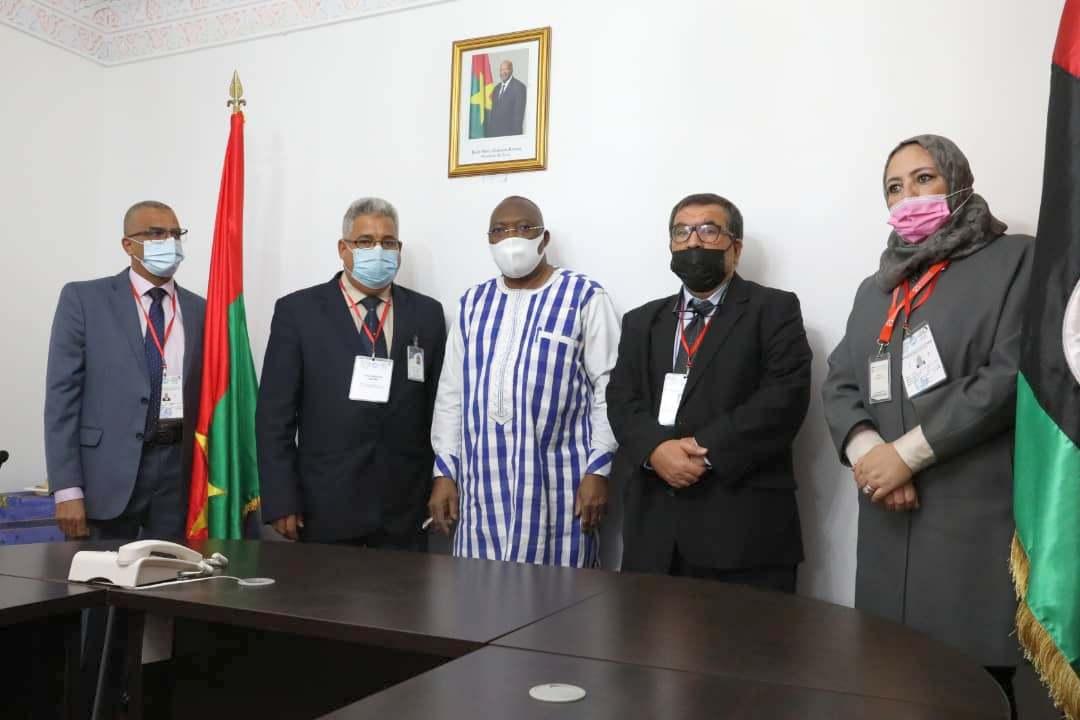 المفوضية تواكب انتخابات بوركينا فاسو الرئاسية – بليبيا
