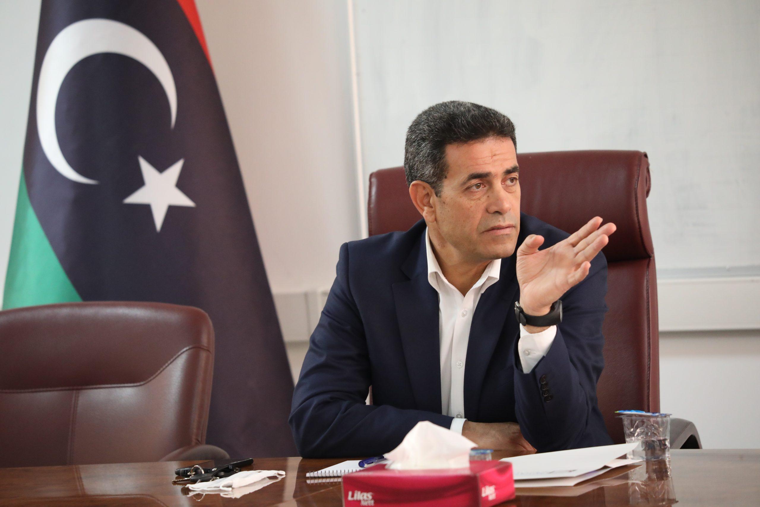 مجلس المفوضية العليا للانتخابات يتابع مستجدات العمل استعدادا للانتخابات القادمة