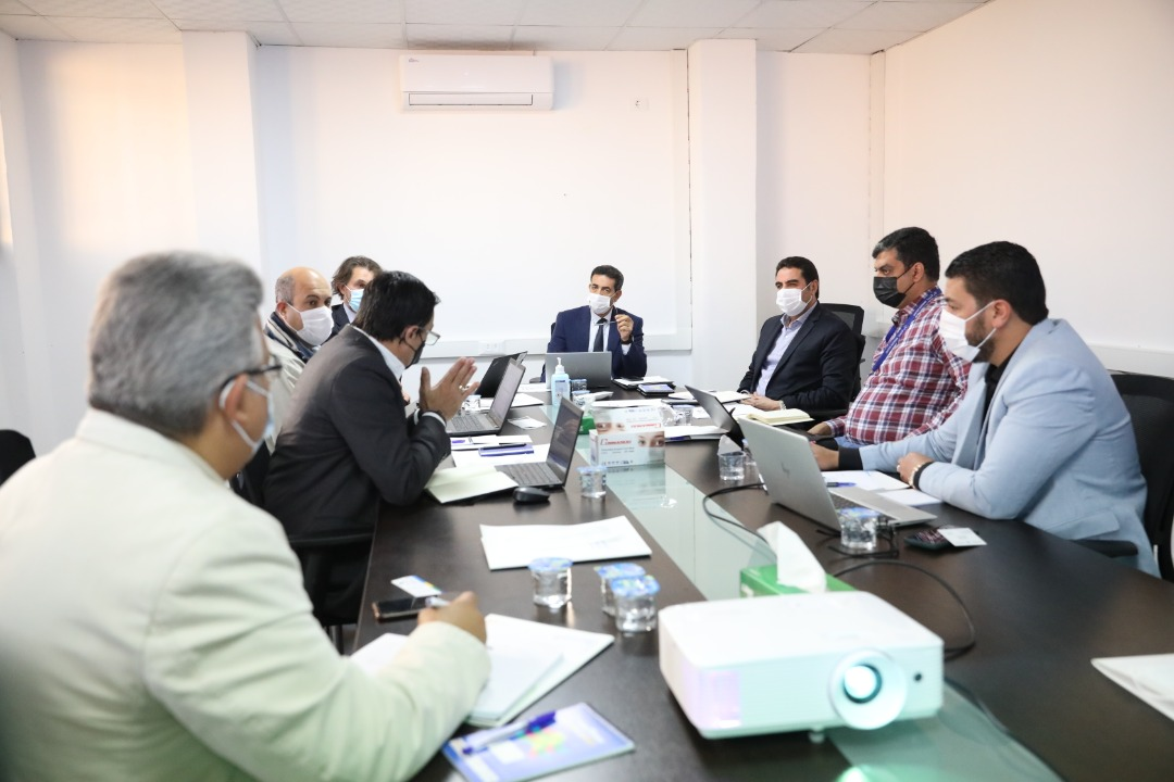 مجلس المفوضية يتابع مستجدات إصدار البطاقة الانتخابية