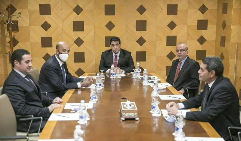 الانتخابات القادمة- محور اللقاء بين مجلس المفوضية والمجلس الرئاسي الجديد