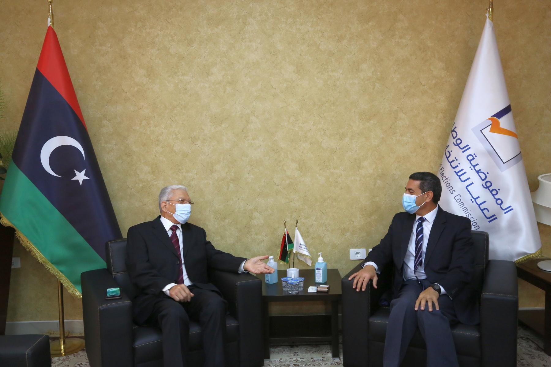 المفوضية توقع اتفاقية تعاون مع الأمانة لاتحاد المغرب العربي