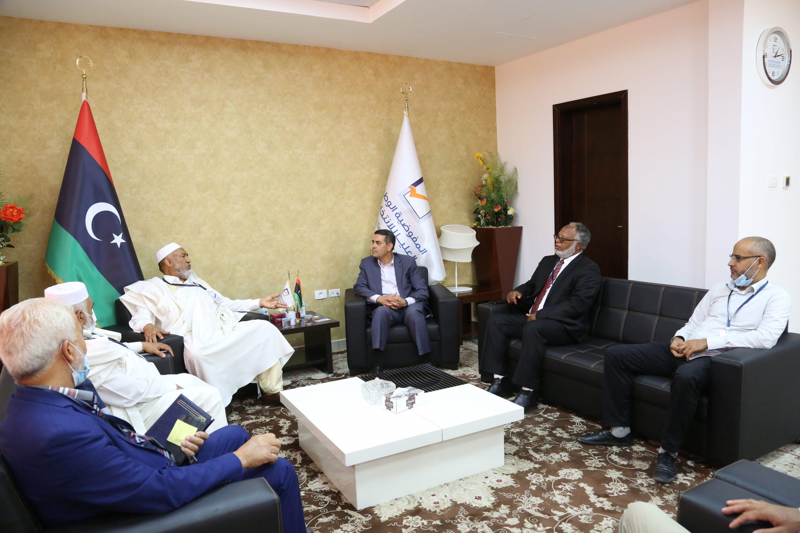 المجلس الأعلى للمصالحة يبدي دعمه للانتخابات القادمة