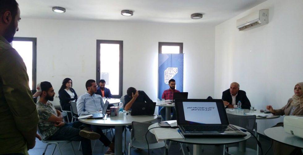 بمشاركة المفوضية الوطنية العليا للانتخابات عقدت المنظمة (H2o) حلقة نقاش بعنوان (سبل إعادة ثقة الناخبين في العمليات الانتخابية في ليبيا)، وذلك ضمن فعاليات صالون السبت الديمقراطي الذي تعقده المنظمة دورياً. ومثل جانب المفوضية في هذا البرنامج: السيدة عائشة ثبوت، والسيد عمر عبد الدائم، من إدارة التوعية والتواصل. ناقشت الورشة جملة من المحاور من بينها كيفية تحديد آليات التعاون بين المفوضية ومنظمات المجتمع المدني في مجال التوعية الانتخابية، كما استعرضت نتائج استبيان الرأي العام الخاص بالمشاركة في العملية الانتخابية في ليبيا، والذي قامت بإجرائه في وقت سابق المنظمة الدولية للنظم الانتخابية (IFES).