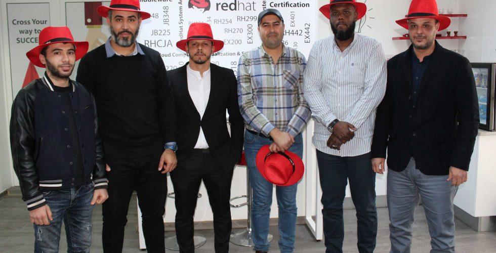 HNEC-RedHat-training-Tunis-01